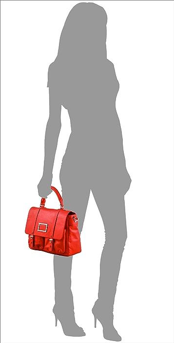 Marc by Marc Jacobs Werdie Top Handle Messenger Bag