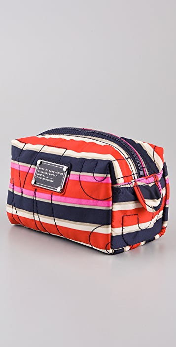 Marc by Marc Jacobs Pretty Nylon Small Cosmetic Case