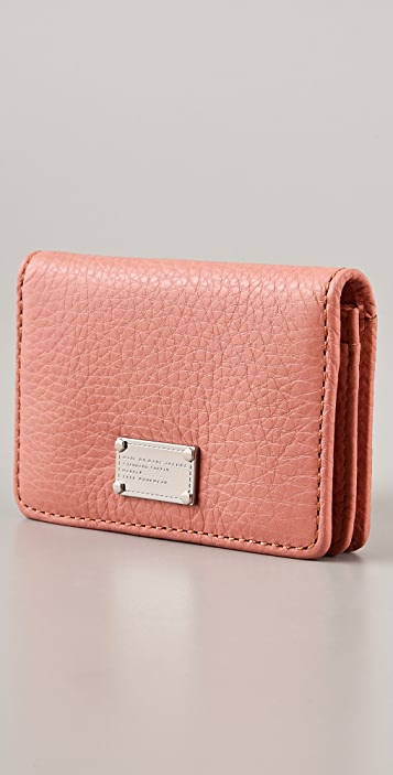 Marc by Marc Jacobs Classic Q Business Card Wallet