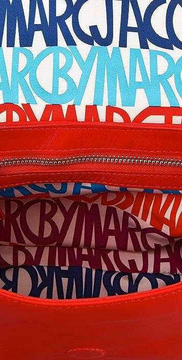 Marc by Marc Jacobs Bars & Bells Cross Body Bag