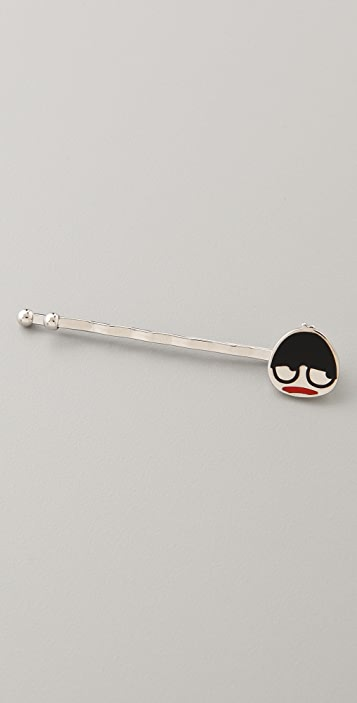 Marc by Marc Jacobs Miss Marc Bobby Pins