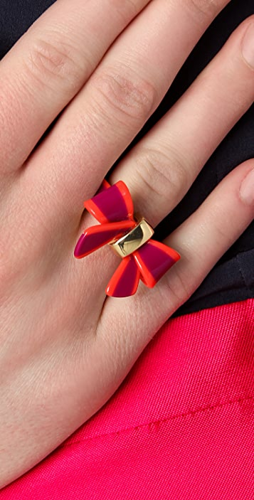 Marc by Marc Jacobs Jacobson Bow Ring