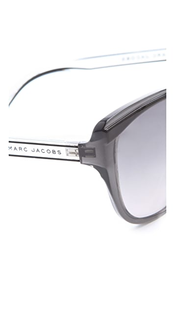 Marc by Marc Jacobs Oversized Cat Eye Sunglasses