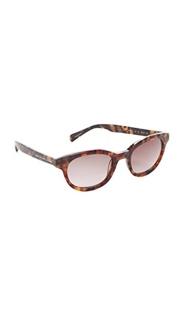 Marc by Marc Jacobs Retro Sunglasses