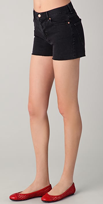 Marc by Marc Jacobs High Waisted Cut Off Shorts