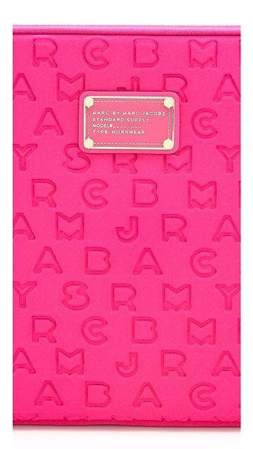 Marc by Marc Jacobs Dreamy Logo Neoprene 13
