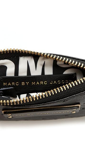 Marc by Marc Jacobs Take Me Ozzie Key Pouch