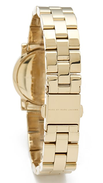 Marc by Marc Jacobs Amy Multicolored Glitz Watch