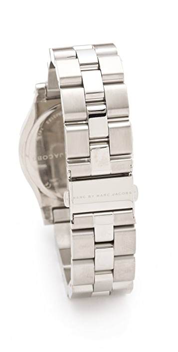Marc by Marc Jacobs Metal Rivera Logo Watch