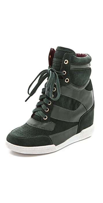 Cailin Hidden Wedge Sneakers Bamkeykk7