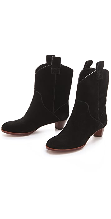 Marc by Marc Jacobs Classic Cowboy Boots