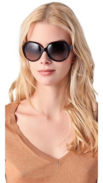 Marc by Marc Jacobs Glam Heart Sunglasses