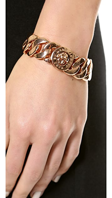 Marc by Marc Jacobs Classic Marc Turnlock Katie Bracelet
