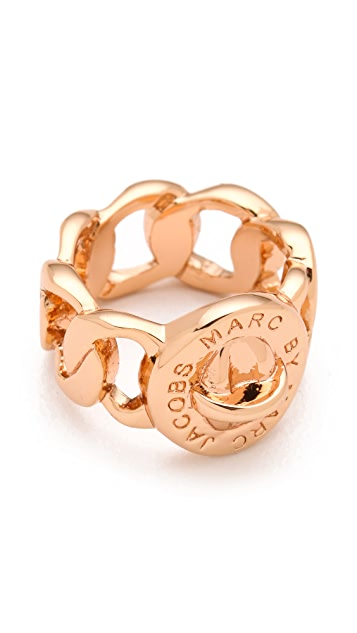Marc by Marc Jacobs Katie Turnlock Ring