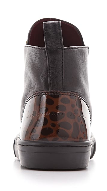 Marc by Marc Jacobs Double Zip Sneakers