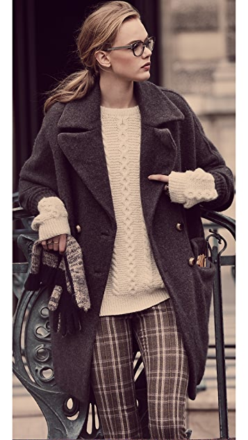 Marc by Marc Jacobs Bex Sweater Jacket