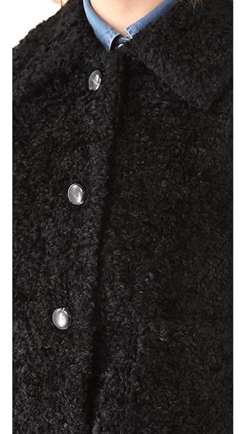 Marc by Marc Jacobs Svetlana Boucle Jacket