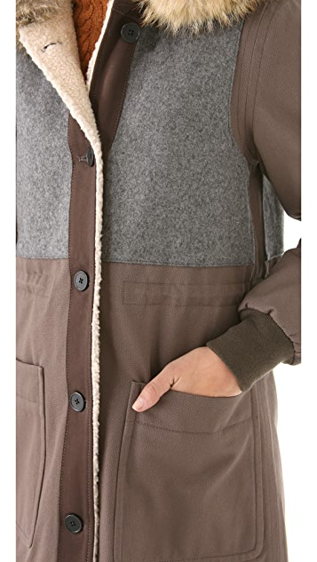 Marc by Marc Jacobs Division Parka