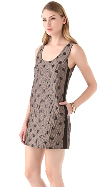 Marc by Marc Jacobs Clara Dot Jacquard Dress