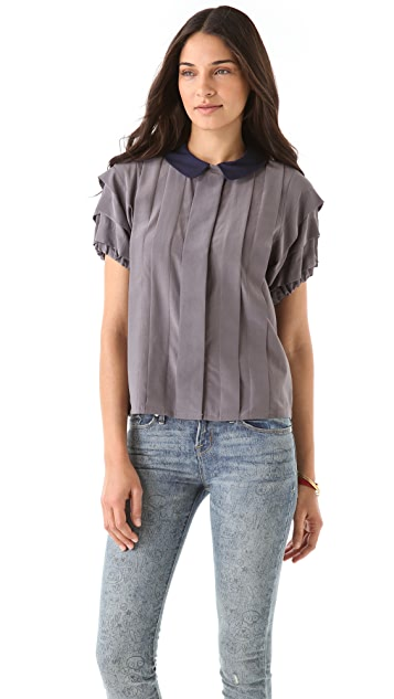 Marc by Marc Jacobs Vlada Blouse
