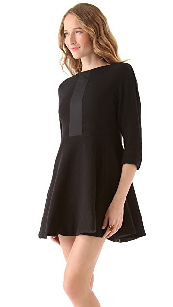 Marc by Marc Jacobs Blythe Double Wool Dress