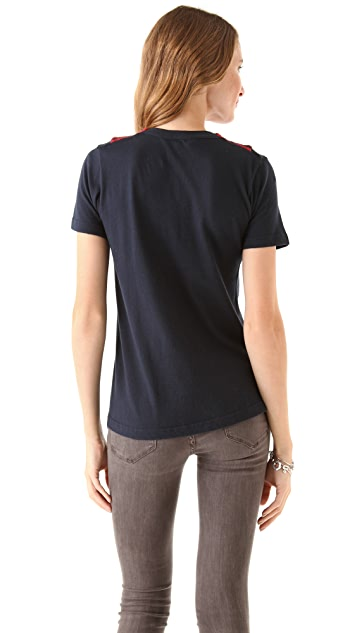Marc by Marc Jacobs Wooly Bib Tee