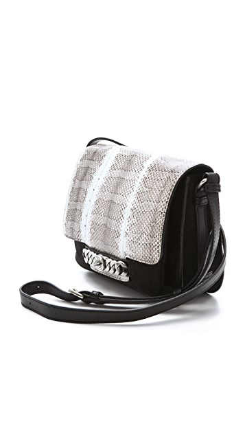Marc by Marc Jacobs Katie Bracelet Snake Medium Day Box Bag