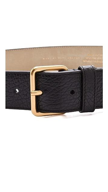 Marc by Marc Jacobs Classic 4cm Belt