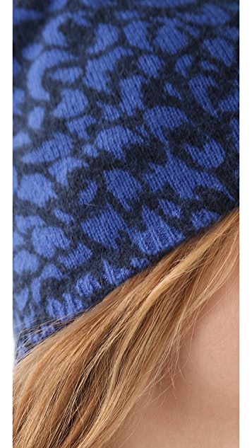 Marc by Marc Jacobs Graphic Animal Print Hat