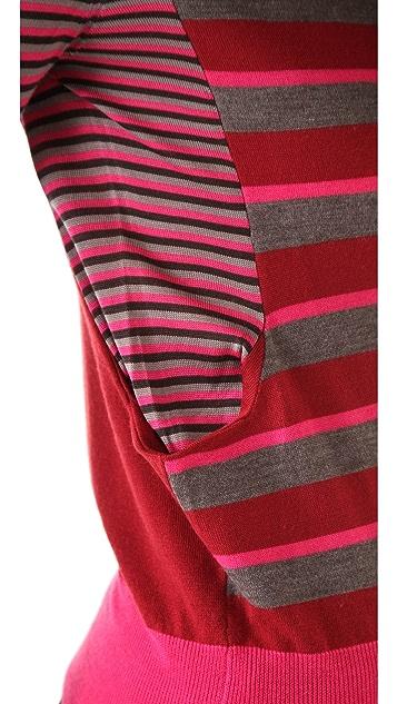 Marc by Marc Jacobs Yaani Stripe Sweater