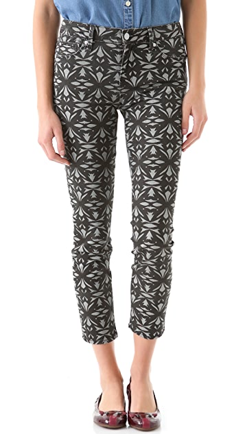 Marc by Marc Jacobs Standard Supply Lola Crop Jeans