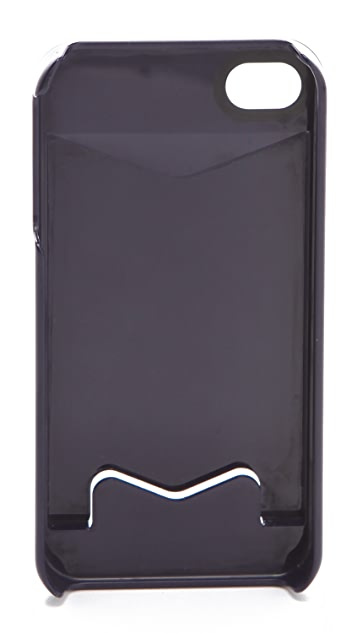 Marc by Marc Jacobs MBMJ iPhone 4 Case with Card Holder