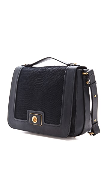 Marc by Marc Jacobs La Revolution Haircalf Top Handle Bag