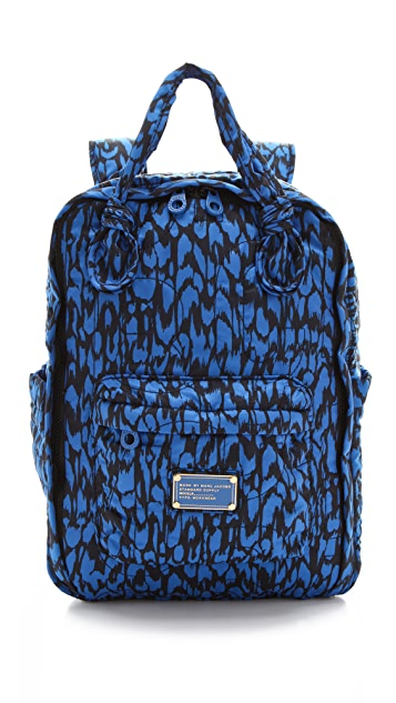 Marc by Marc Jacobs Pretty Nylon Graphic Animal Knapsack