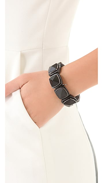 Marc by Marc Jacobs Ice Cubes Stretch Bracelet