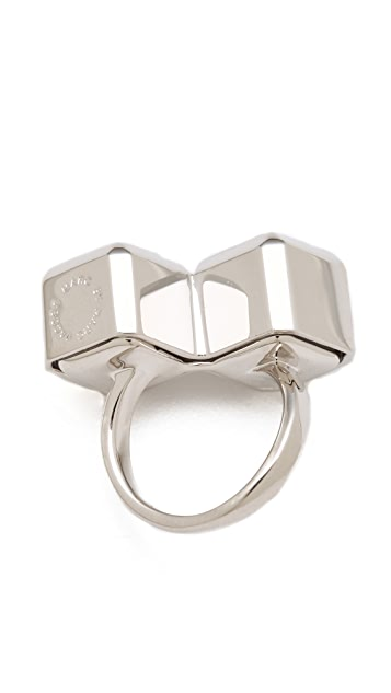 Marc by Marc Jacobs Collars and Cuffs Ring