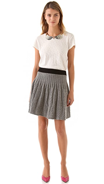 Marc by Marc Jacobs Sweater Skirt