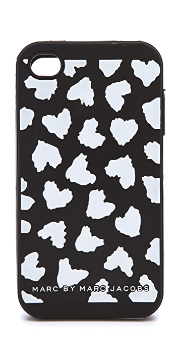 Marc by Marc Jacobs Wild at Heart iPhone Case
