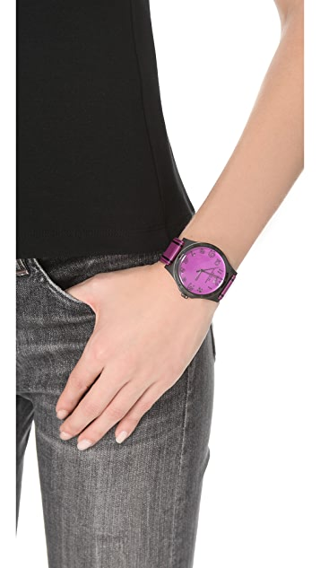 Marc by Marc Jacobs Trompe Watch