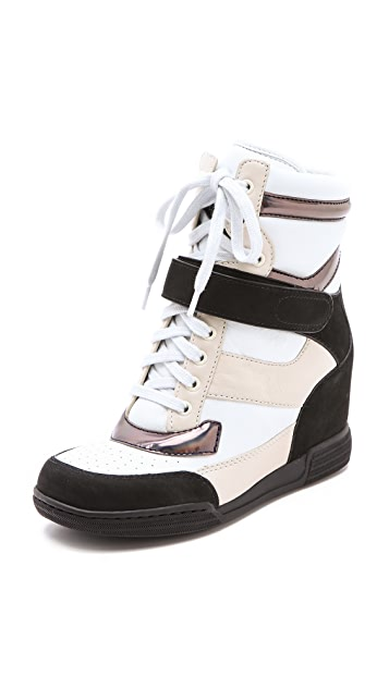 Marc by Marc Jacobs Wedge Sneakers