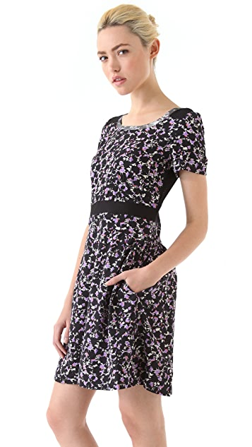 Marc by Marc Jacobs Exeter Print Dress