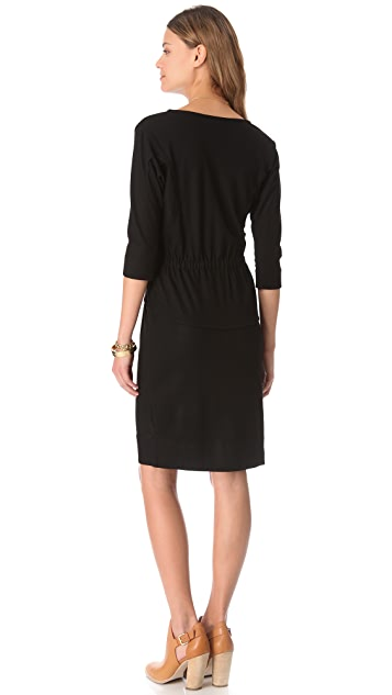 Marc by Marc Jacobs Fiona V Neck Dress