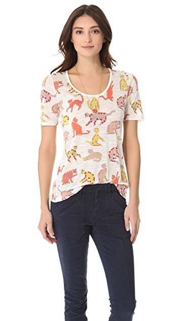 Marc by Marc Jacobs Nekos Tee