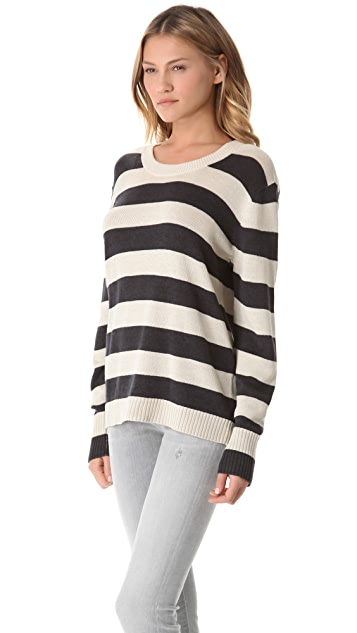 Marc by Marc Jacobs Winnie Striped Sweater