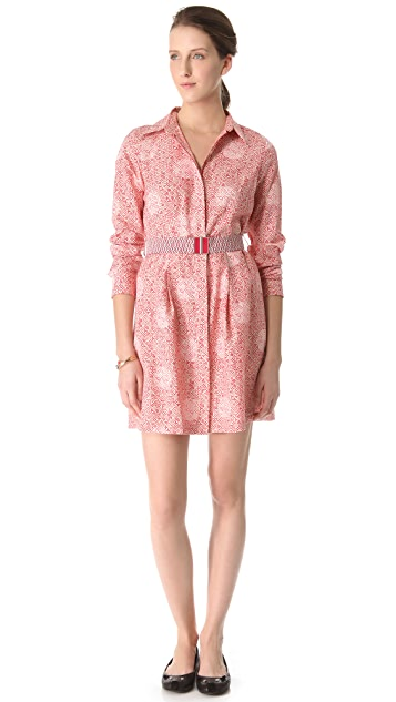 Marc by Marc Jacobs Jamie Belted Trench Dress