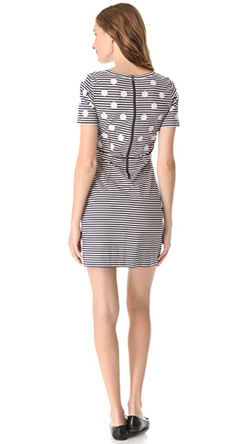 Marc by Marc Jacobs Willa Dot Jersey Dress
