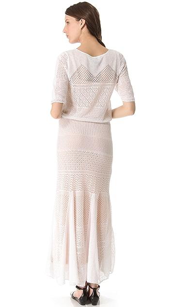 Marc by Marc Jacobs Zee Pointelle Dress