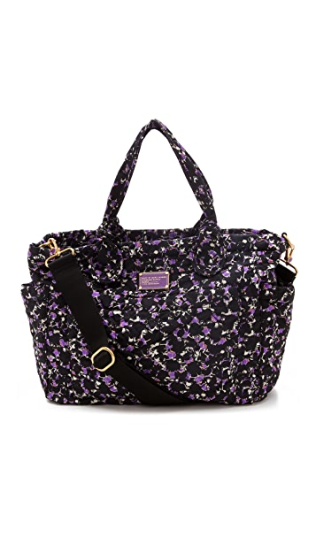 Marc by Marc Jacobs Pretty Nylon Printed Eliz-a-Baby Bag