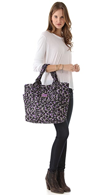 Marc by Marc Jacobs Pretty Nylon Printed Medium Tate Tote