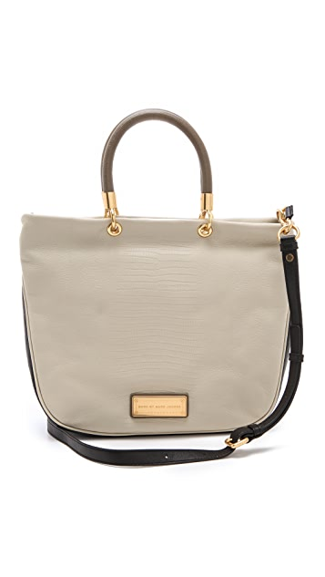 Marc by Marc Jacobs Too Hot To Handle Colorblock Mini Shopper